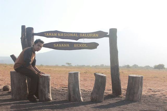 Nuansa Afrika di Savana Bekol Taman Nasional Baluran - Situbondo | Rizaltaf.com | Life's for Sharing