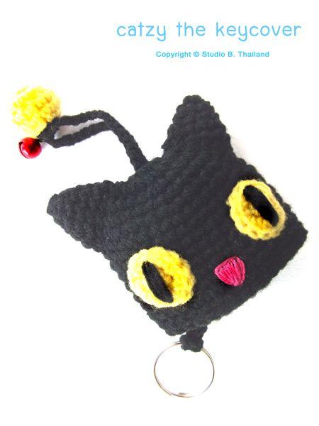 Bloggang.com : ozora - key cover-Crochet (ต่อๆ)