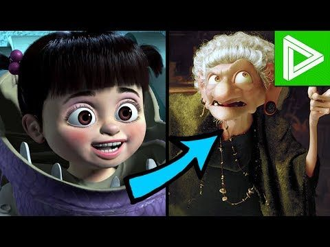 10 Disney Theories That Turn Into The Darkest Movies Ever - YouTube