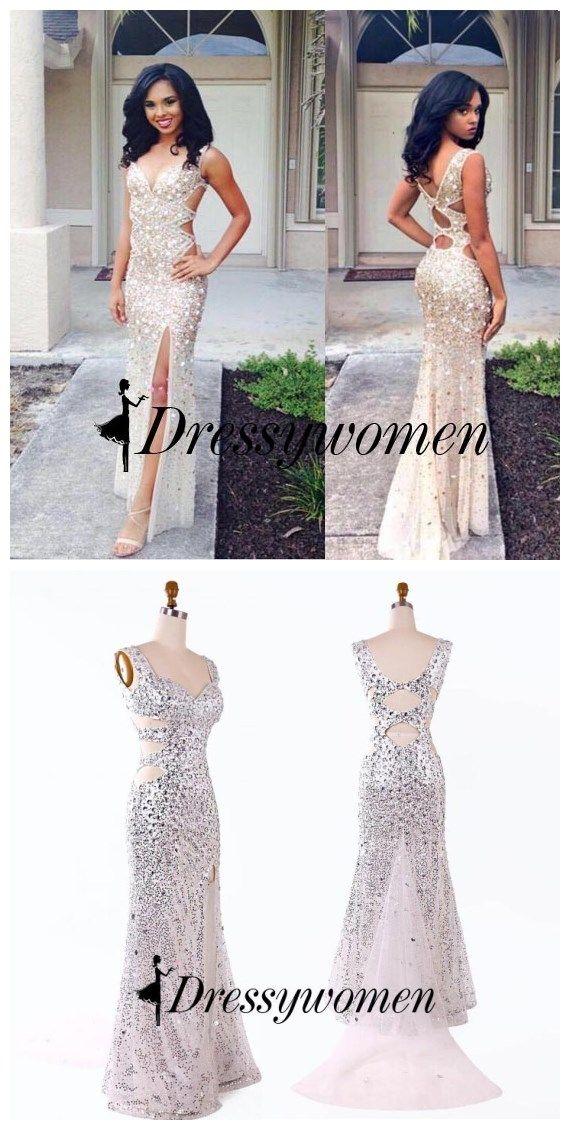 Bling Tutu Prom Dresses