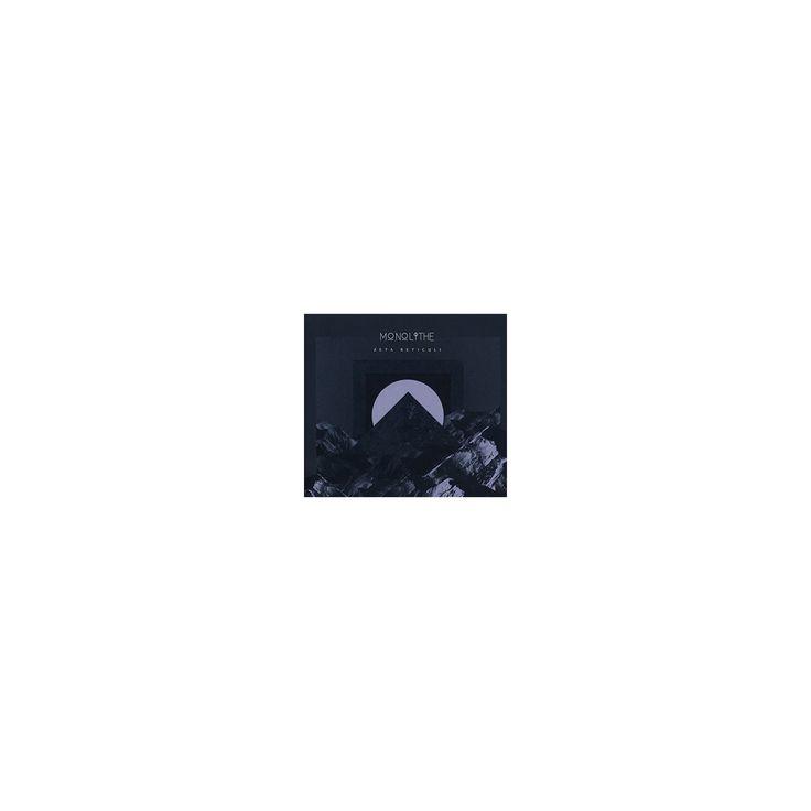 Monolithe - Zeta Reticuli (CD)
