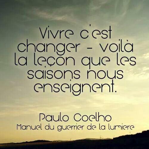 Accepter le changement est une porte ouverte sur l for Porte ouverte meaning