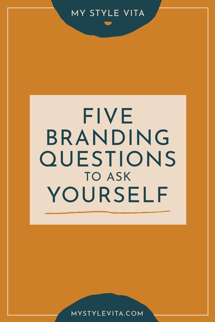 5 Branding Questions To Ask Yourself Why I Chose To Refresh My Brand Branding This Or That Questions Branding Your Business