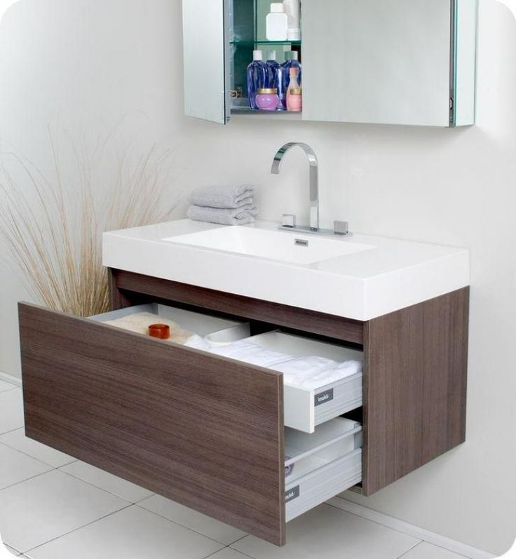Inspiring Modern San Diego Bathroom Vanities Design