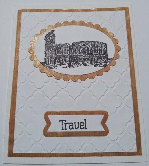 BellesCreations.gr: Travel card