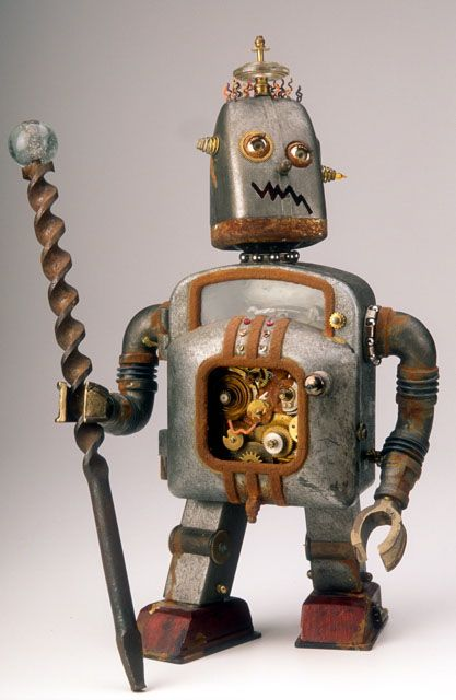 Journey Bot from Jeffbots.com