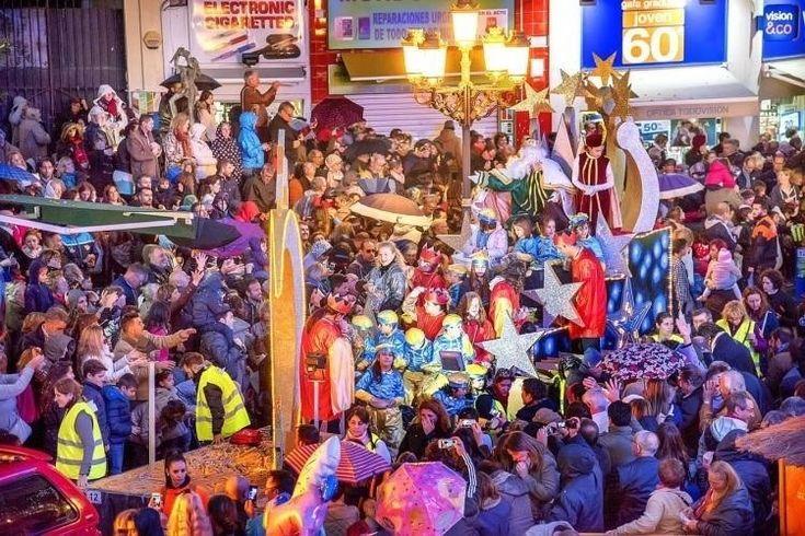 Los Reyes Magos llegan este viernes a España con lluvia viento nieve y caídas de termómetros de hasta 8 grados