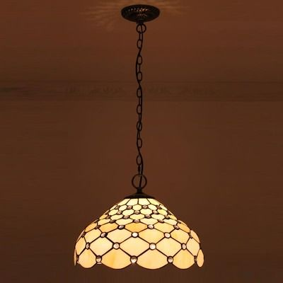 58 best tiffany pendant lamps images on pinterest pendant lights cream soda tiffany pendant lamp aloadofball Images