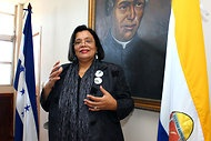 Julieta Castellanos  Academic Turns Grief Into Crime-Fighting Tool in Honduras - NYTimes.com