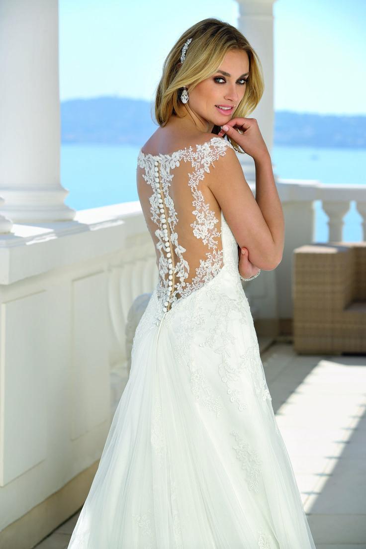 39 best Brautkleider images on Pinterest | Bridal gowns, Gown ...