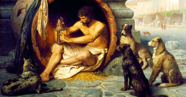 El pensamiento griego fundó gran parte de la cultura occidental, y el método que usaban para elegir a sus mascotas era de lo más racional, aunque cruel.