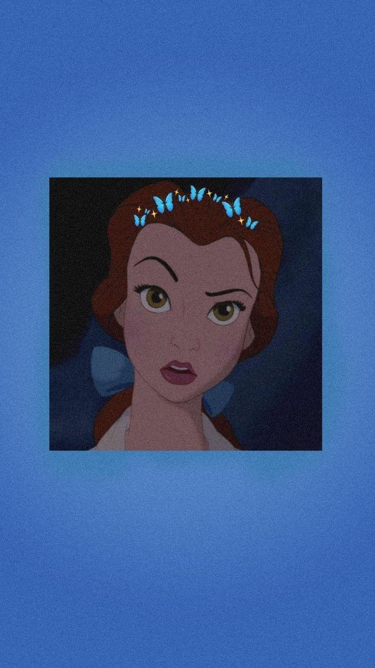 Tumblr Disney Princess Aesthetic Wallpaper