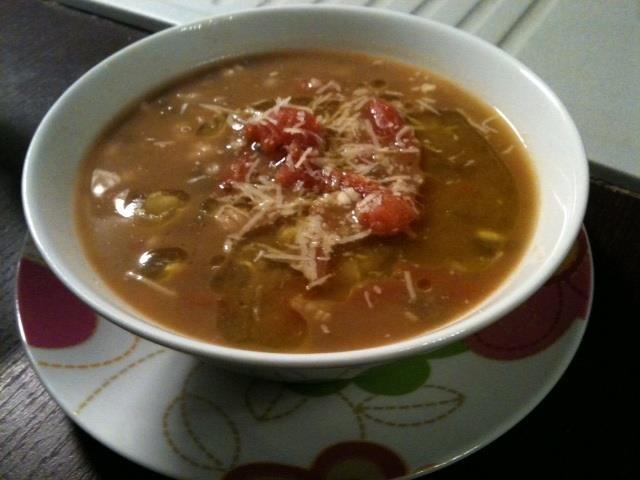 """Zuppa di ceci, lenticchie e cereali""  trovate la ricetta qui - find the recipe here ---> http://www.facebook.com/media/set/?set=a.121624294591004.32210.121609514592482=3#!/photo.php?fbid=360267950726636=a.121624294591004.32210.121609514592482=3"