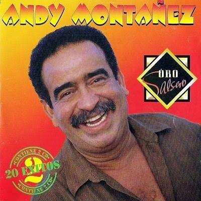 Oro Salsero CD 1 - Andy Montañez (1994)
