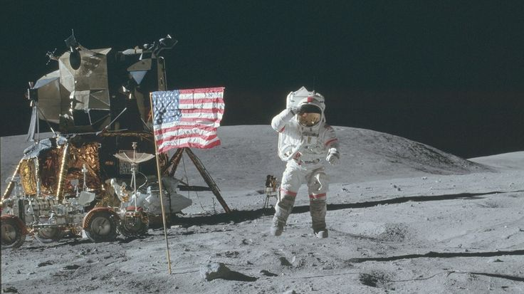 NASA just released thousands of high-res Apollo mission photos
