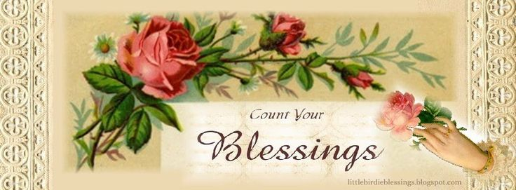 """Count Your BLESSINGS"" 