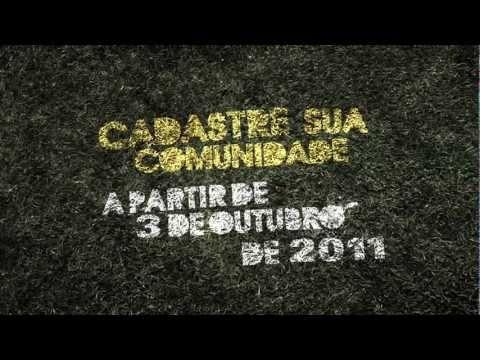 Convocatoria da Taça das Favelas 2012