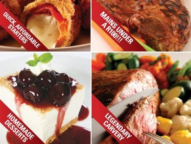 Mikes Kitchen Wonderpark - Win Carvery for a Year!
