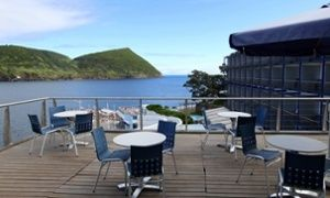 The Azores holiday guide: what to see plus the best bars, restaurants and places to stay - via The Guardian 28.03.2015 | This volcanic archipelago in the mid-Atlantic feels like a world unto itself. But two new direct low-cost air routes from the UK are about to bring the enchanted islands within easier reach | Photo: Hotel do Caracol, Terceira