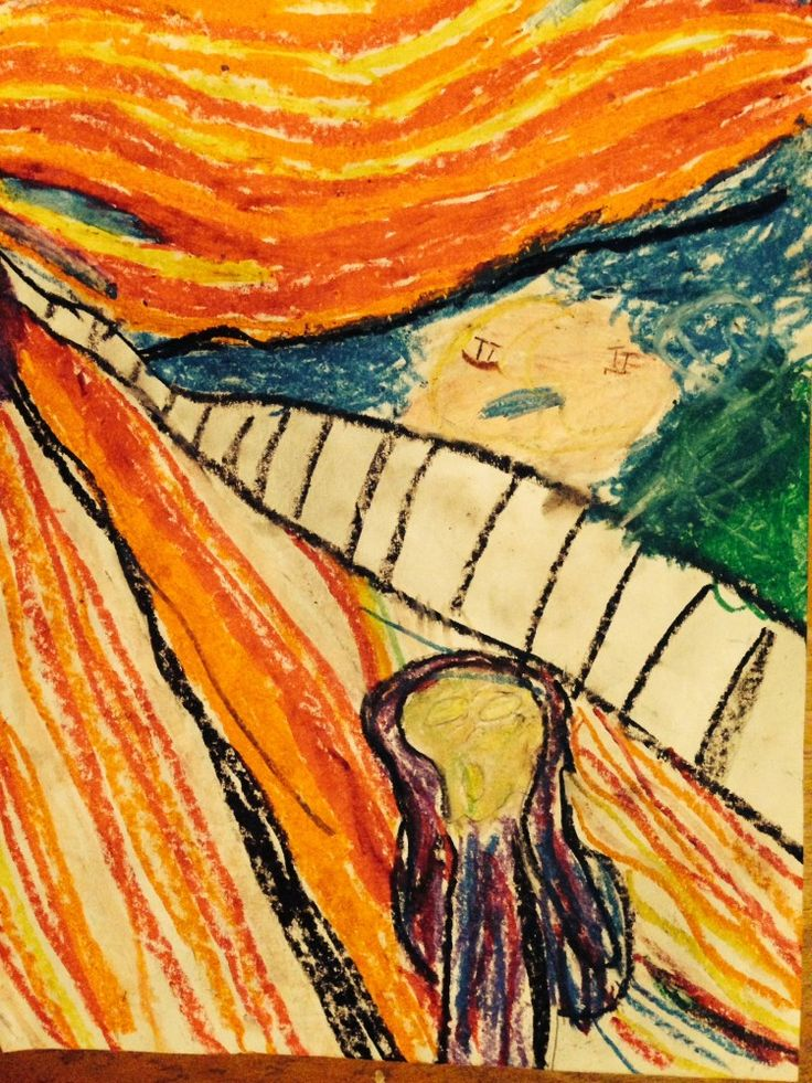 Edvard Munch 'The Scream' The Story Behind the Famous