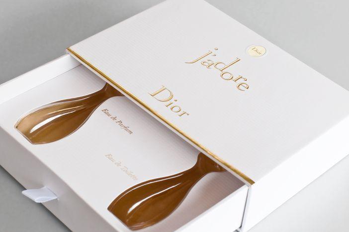 Coffret Dior J'adore - PRESTIGE PACKAGING INDUSTRIES