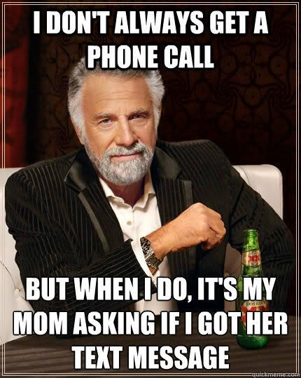 Twitter / theCHIVE: I love you, mom! ...