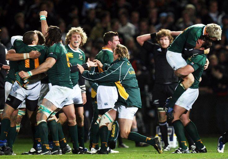 The Springboks (Rugby team)