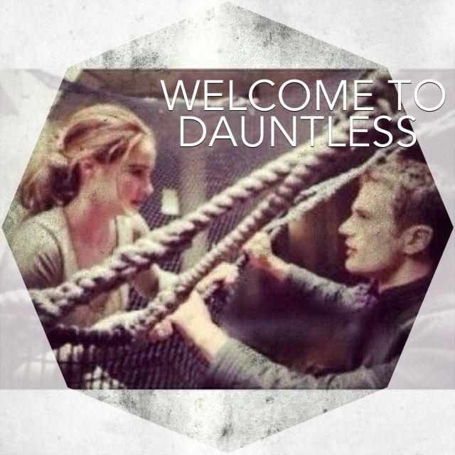 Divergent: Four and Tris