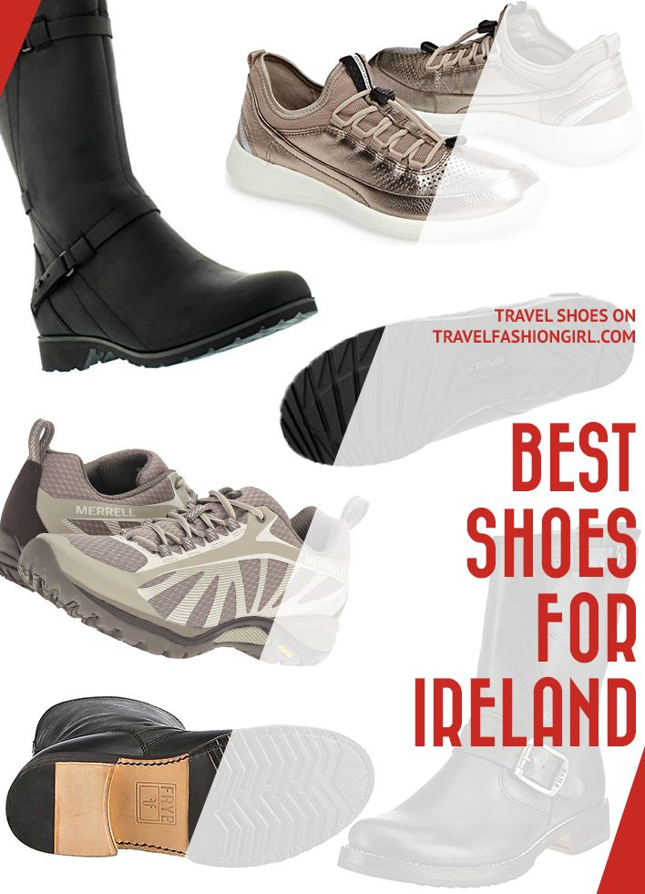What are the Best Shoes for Ireland?   Ireland trip   Shoes