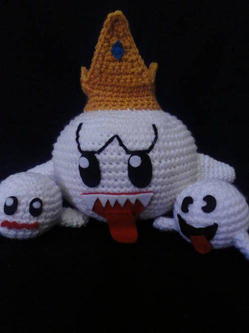 King Boo Pattern