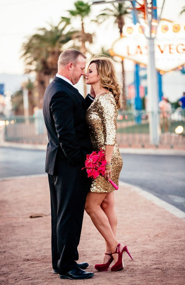 Viva Las Vegas Vow Renewal - by POPography via @mavenbride ...
