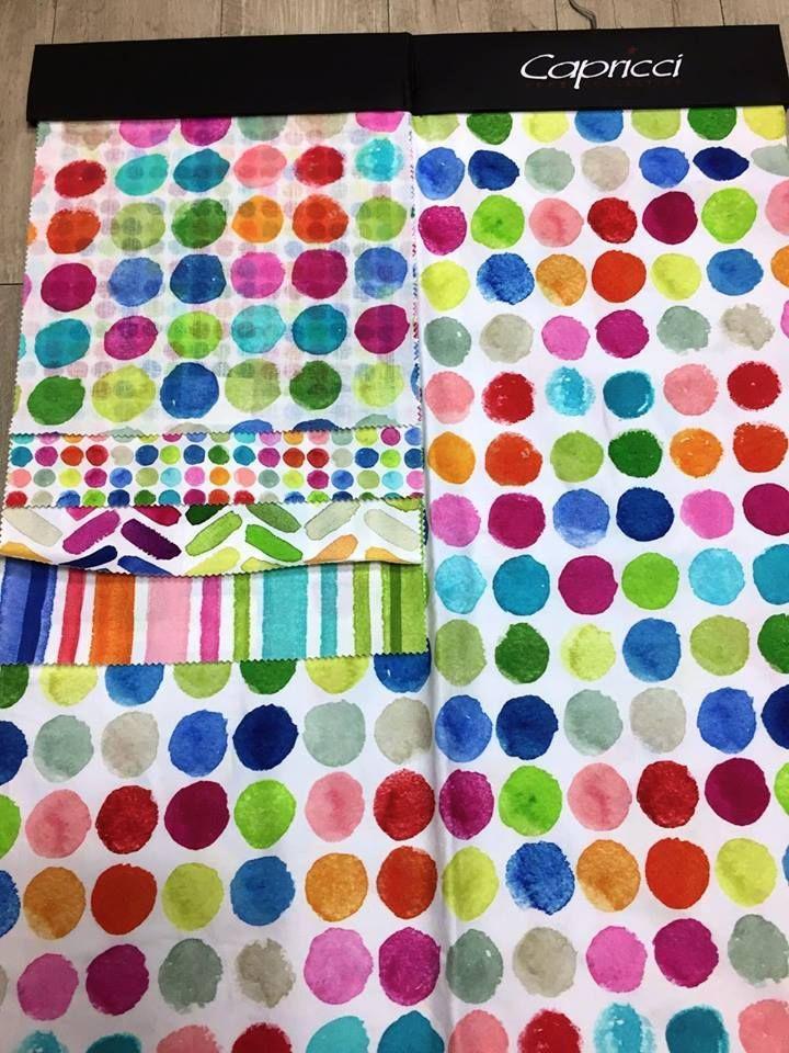 tessuti colorati per tende da cameretta bambini