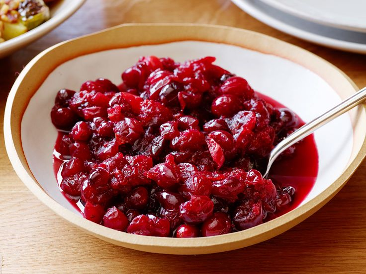Cranberry Sauce Recipe : Ree Drummond : Food Network - FoodNetwork.com