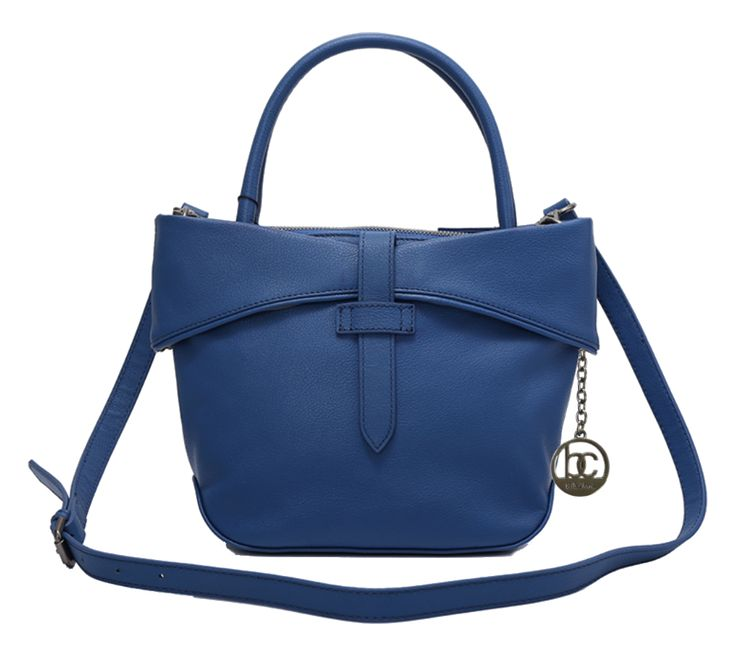 Bella Charis Elizabeth Leather Tote/Cross Body Bag [3 colours]