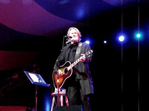 Kris Kristofferson - The Pilgrim Chapter 33.  Absolutely one of my favorite songs ever . . .