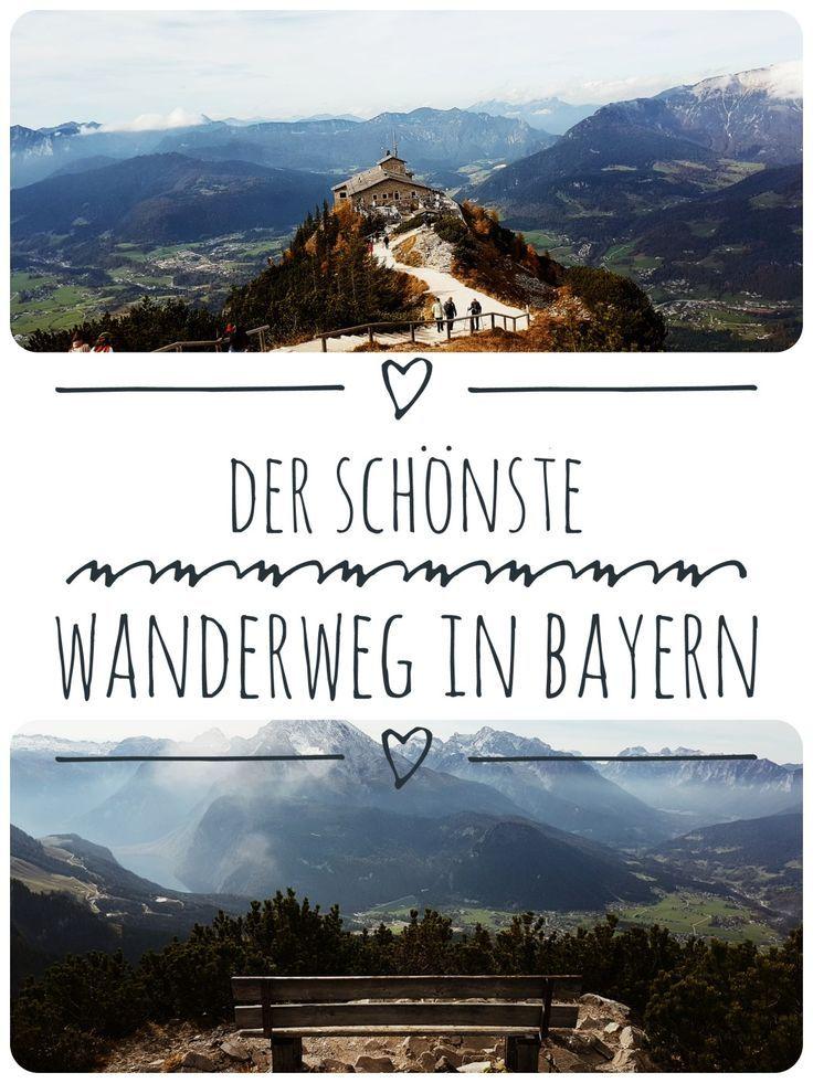 Auf meinem Blog zeige ich dir die schönsten Wanderwege in Österreich & Deutschland unf gebe dir weitere tolle Inspirationen für deinen nächsten Urlaub!