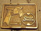 Ebay Sells: Vintage Solid brass belt buckle Shop smith mark v ...