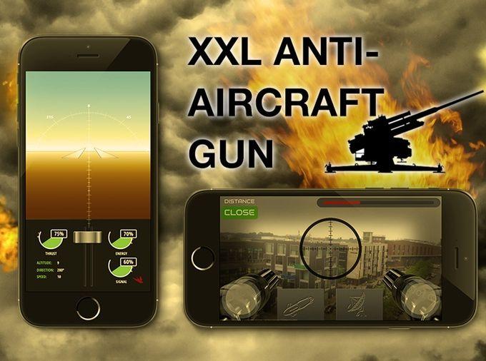 Mira: Juego de drones controlado por smartphone