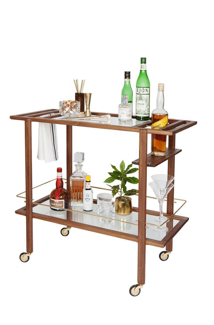 bar cart — Chris Earl