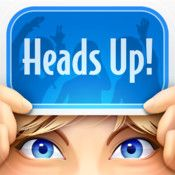Heads Up! Hilarious app by Ellen Degeneres to use for teaching body language & perspecitve taking,
