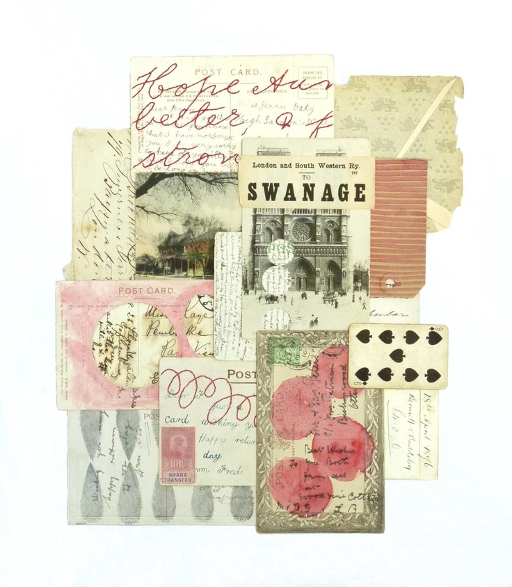 Collage #53: April 1896 | by Clare Hillerby