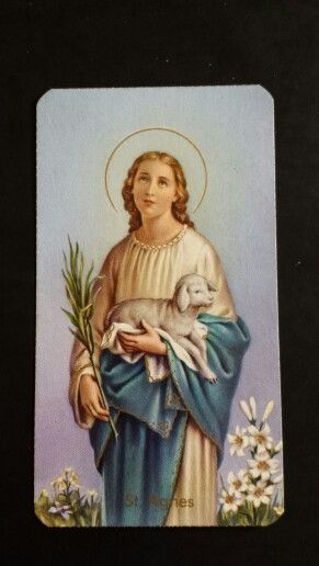FB 400 - 203 - St. Agnes