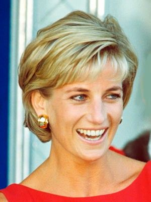 Princess Diana - 1997 her last public engagement at a hospital in England.