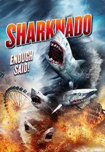 Sharknado by Obviously Creative.