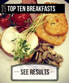Top Ten Breakfast on the Gold Coast - according to Crave.