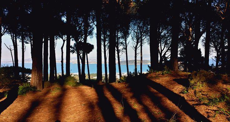 Live dalle alture ischitane :)  #ischia