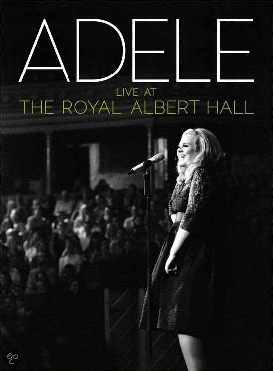 Adele - Live At The Royal Albert Hall.