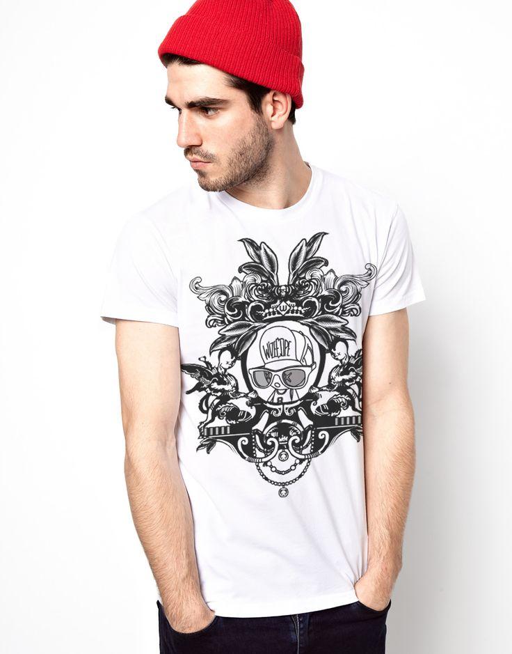 t-shirt wizeandope
