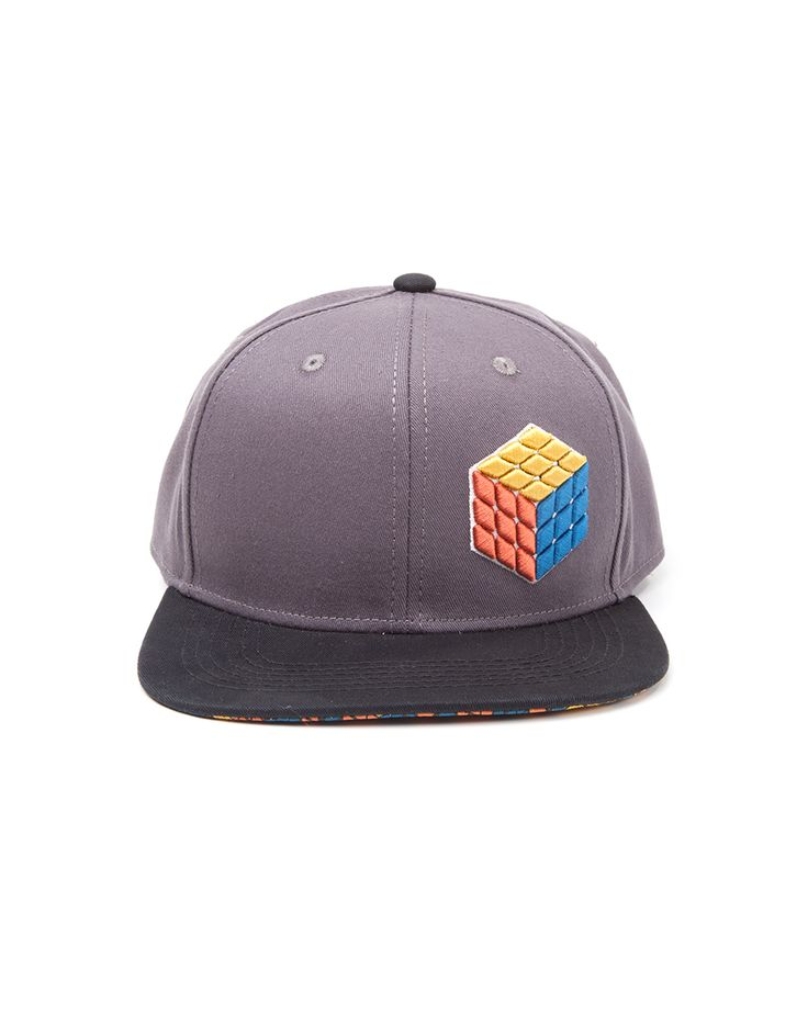 Keps Rubik's Cube - 3D Logo Snapback