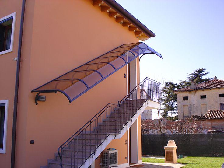 15 migliori immagini coperture balconi e scale su pinterest baldacchini casa nera e idee per - Immagini scale esterne ...